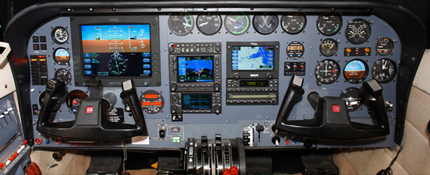Avion Cessna Instrumentalna Tabla